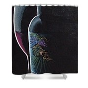 Artists Vineyard Shower Curtain