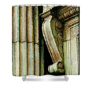 Artsy Elements Shower Curtain