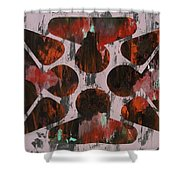 As A Bee Shower Curtain