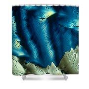 Asparagine Shower Curtain