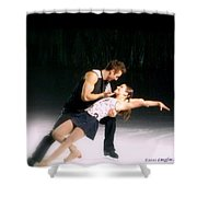 Aspects Of Love Shower Curtain