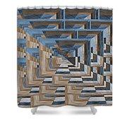 Aspiration 5 Shower Curtain