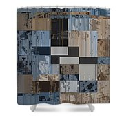 Aspiration Cubed 1 Shower Curtain