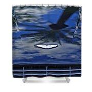 Aston Martin Hood 2 Shower Curtain