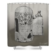 Athanor Shower Curtain