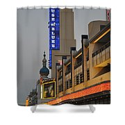 Atlantic City House Of Blues Shower Curtain