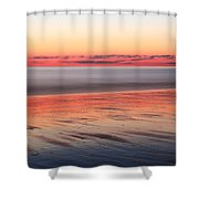 Atlantic Dawn Shower Curtain
