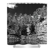 Auable Chasm 1606 Shower Curtain