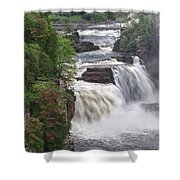 Ausable Chasm 5172 Shower Curtain