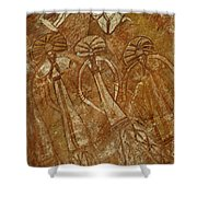 Indigenous Aboriginal Art 2 Shower Curtain