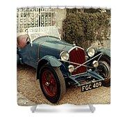 Auto: Alfa-romeo, 1933 Shower Curtain