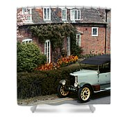 Auto: Jowett, 1927 Shower Curtain