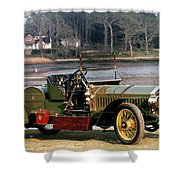 Auto: Napier, 1907 Shower Curtain