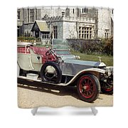 Auto: Rolls-royce, 1909 Shower Curtain