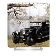 Auto: Rolls-royce, 1925 Shower Curtain