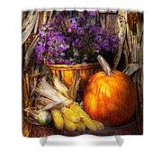 Autumn - Autumn Is Festive  Shower Curtain