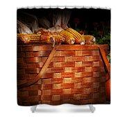 Autumn - Gourd - Fresh Corn Shower Curtain