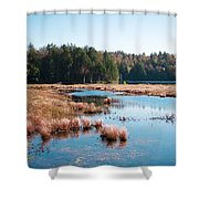 Adirondack Lake 2 Shower Curtain