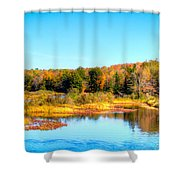 Adirondack Color 54 Shower Curtain
