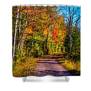Adirondack Color 56 Shower Curtain