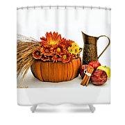 Autumn Fresh Shower Curtain