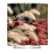 Autumn Garden Shower Curtain
