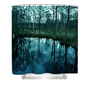 Autumn In Sweden Shower Curtain