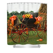 Autumn Joy Shower Curtain