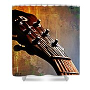 Autumn Rhapsody Shower Curtain