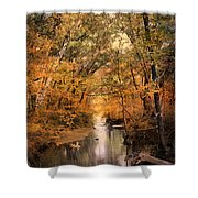 Autumn Riches 2 Shower Curtain