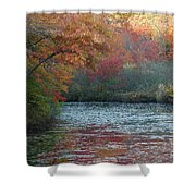 Autumn Splendor 1 Shower Curtain
