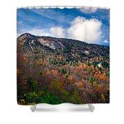 Autumn Summit Shower Curtain