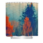 Autumn Vision Shower Curtain