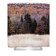 Autumnfield 2 Shower Curtain