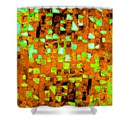 Autumns Wake 1 Shower Curtain