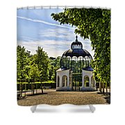 Aviary At Schonbrunn Palace Shower Curtain