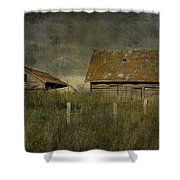 Away From Concrete  Shower Curtain