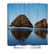 Awww Reflections How I Love Them So Shower Curtain