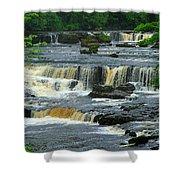 Aysgarth Falls Wensleydale Shower Curtain