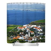Azores Shower Curtain