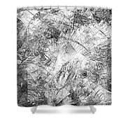 Abstraction 524 - Marucii Shower Curtain