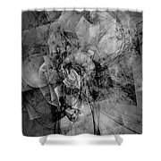 B-w 0561 Shower Curtain