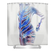 b.1950F Shower Curtain