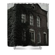 Back Hill Shower Curtain