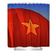 Back In The Ussr Shower Curtain
