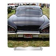 Backside Of An Impala Shower Curtain
