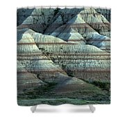 Badlands Splendor Shower Curtain