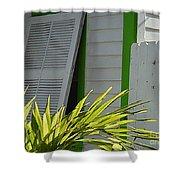 Bahama Conch House Shower Curtain