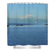 Baker View Shower Curtain