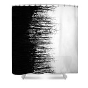 Balance Of Branches  Shower Curtain